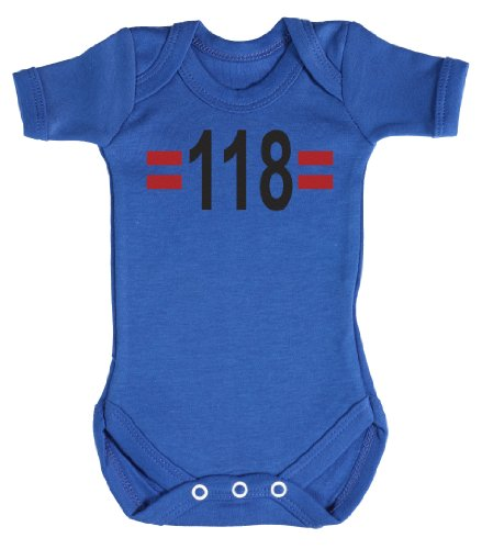 Baby Buddha - 118 Babygrow Baby Clothes Newborn Blue front-870999