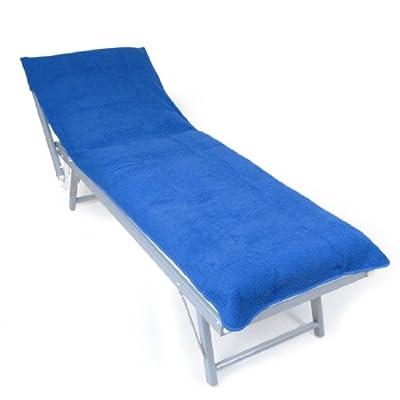 Dyckhoff Liegen-Schonbezug, Blau, 70 x 200 cm von Dyckhoff - Gartenmöbel von Du und Dein Garten