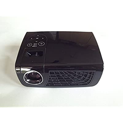 Luxcine C5 DLP LED 3D Projector USB+HDMI+VGA+AV+TV+TF upto 50000 Hrs Lamp Life