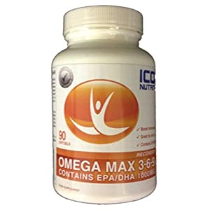 ICON Nutrition Omega Max 369 - Tub of 90: Amazon.co.uk: Health ...: www.amazon.co.uk/ICON-Nutrition-Omega-Max-369/dp/B00IIJWEJA