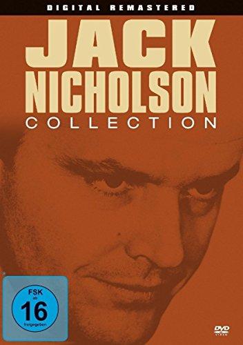 Die Jack Nicholson Classic Collection [2 DVDs]