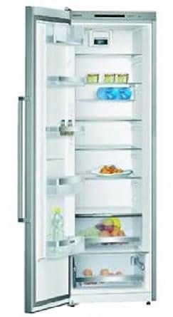 Siemens KS36WPI30 réfrigérateur - réfrigérateurs (Autonome, Acier inoxydable, Gauche, 346L, 348L, SN, T)