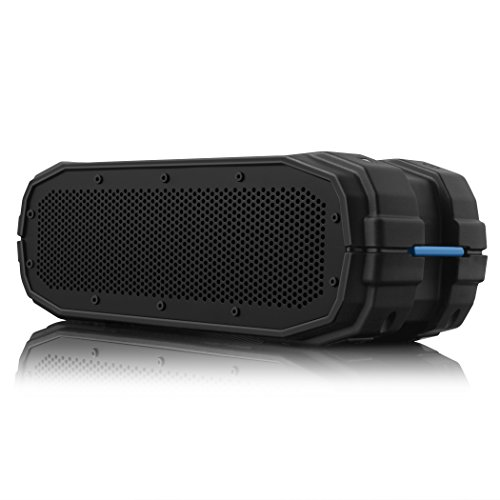 Braven BRV-X Portable Wireless Speaker - Retail Packaging - Black/Black
