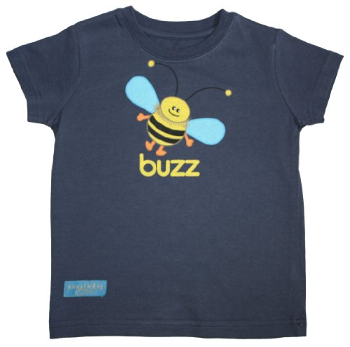 Buzz T-Shirt - Midnight Blue (Size 2T) - 1