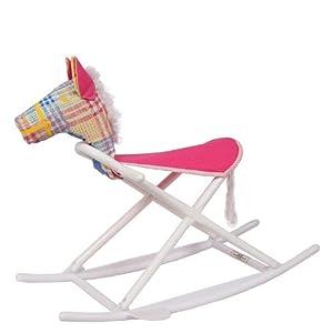 Hoohobbers Rocking Horse, Pink