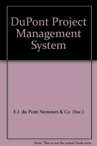 Dupont Project Management System