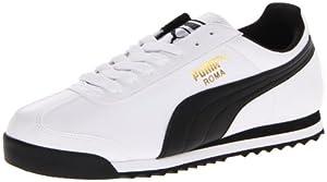 PUMA Men's Roma Basic Leather Sneaker from Puma