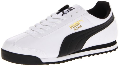 PUMA Men's Roma Basic Leather Sneaker