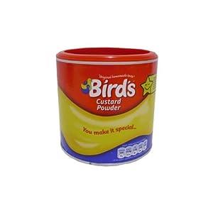 Bird's Custard Powder, 10.6 Ounce Canisters