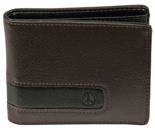 nixon-showoff-bi-fold-wallet-mens-brown-one-size