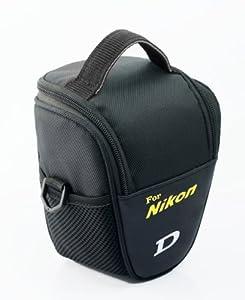 MegaGear ''Ultra Light'' Camera Case Bag for Nikon Coolpix, L830, L840, P520, Nikon 1 S1, Nikon 1 J3, Nikon COOLPIX P530, Nikon 1 J4, Nikon 1 J5