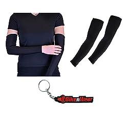 BikenWear Arms Sleeve with Keychain