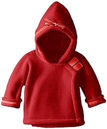 Widgeon Baby Girls\' Warm Plus Fleece Jacket, Red, 18 Months