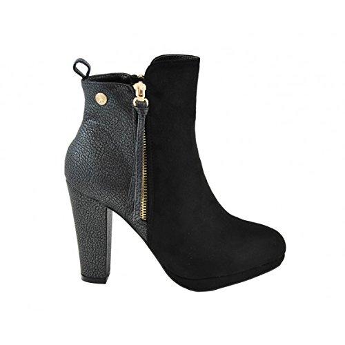Chika 10, Stivali donna nero Size: 36