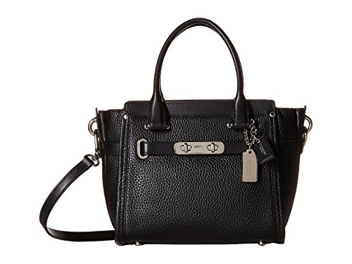 coach-pebbled-leather-swagger-21-silver-black