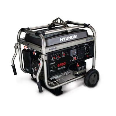 6,700 Watt Professional Portable Generator