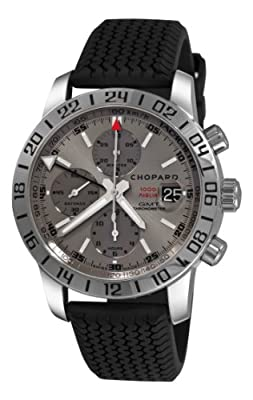 Chopard Men's 168992-3022 Mille Miglia GMT 2009 Chronograph Grey Dial Watch from Chopard