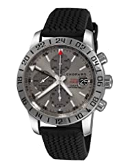Save Huge On Chopard Men's 168992-3022 Mille Miglia GMT 2009 Chronograph Grey Dial Watch