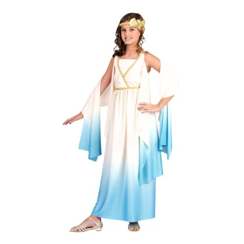 Big Girls' Greek Goddess Costume