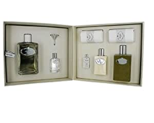 Prada Milano Infusion D'homme by Prada, 8 piece gift set for men
