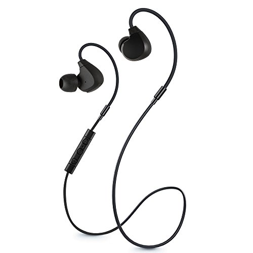 jarv flight sport in ear bluetooth ear buds water resistant and sweat proof wireless ear buds. Black Bedroom Furniture Sets. Home Design Ideas