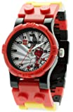 LEGO 9004919 Ninjago Snappa Kids' Watch With Minifigure
