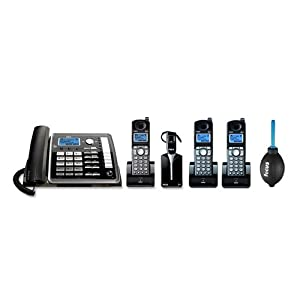 at t cordless phones dect 6 0 manual free download. Black Bedroom Furniture Sets. Home Design Ideas