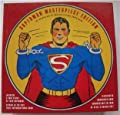 NEW Superman Masterpiece Edition Box Set: Statue, Comic, Hard Cover Book