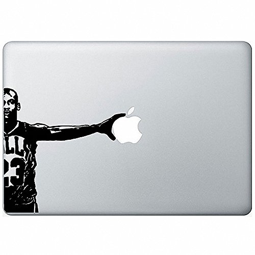 "15"" MacBook Pro Retina Display - Michael Jordan Wings Sticker Vinyl Decal Laptop DM-0271"