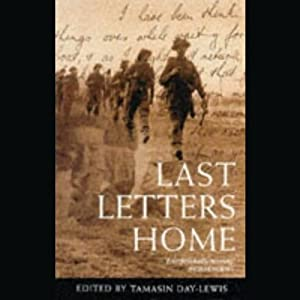 Last Letters Home Audiobook