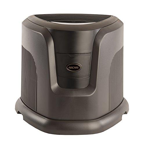 AIRCARE EA1208 Digital Whole-House Console-Style Evaporative Humidifier, Espresso - 1