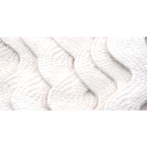 Lowest Price! Wrights 117-402-030 Polyester Rick Rack Trim, White, Jumbo, 2.5-Yard