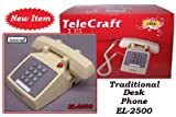 Telecraft Telephone - EL-2500