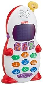 Mattel G2830-0 - Fisher-Price Lernspaß Telefon