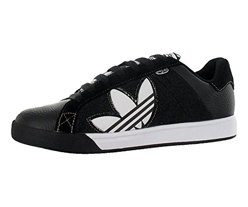 46ab6c007055 Adidas Men s ADIDAS BANKMENT EVOLUTION CASUAL SHOES 9 BLACK WHITE ...