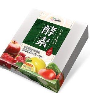 じゅくせい酵素 マンゴ味 日本産