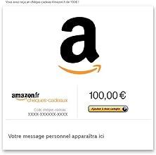 Chèque-cadeau Amazon.fr - Par e-mail