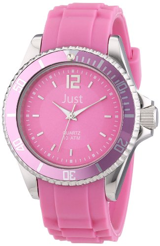Just Watches 48-S3857-PI - Orologio unisex