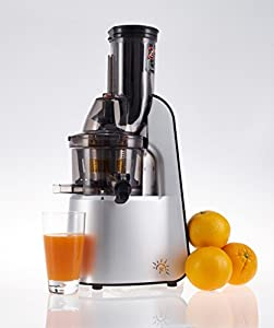 Jr Slow Juicer Review : JR Ultra 8000 Whole Slow Masticating Juicer. JR-8000, Frozen Dessert, Sorbet, Smoothie: Amazon ...