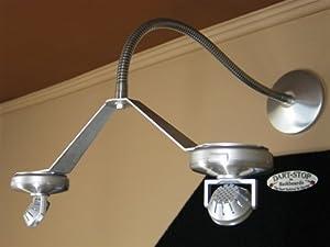 Cordless LED Dartboard Light