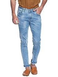 Spykar Men Denim Blue Jean (34)