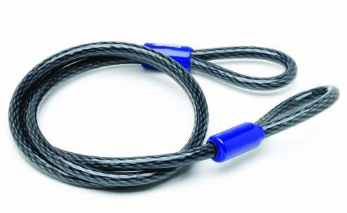Brinks 165-62701 5/8-Inch x 7-Feet Flexweave Loop Cable (Steel Security Cable compare prices)