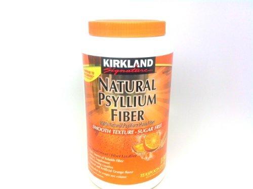 Kirkland Signature Natural Psyllium Fiber (36.8 Oz) 180