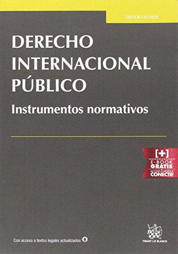 Derecho Internacional Público Instrumentos normativos (Textos Legales)