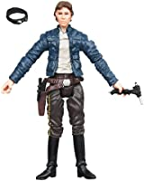 STAR WARS EMPIRE STRIKES BACK : FIGURINE HAN SOLO (BESPIN OUTFIT) (VC50)