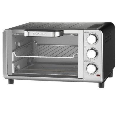 0.35-Cubic Foot Compact Toaster Oven Broiler by Cuisinart