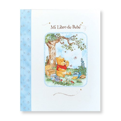 CR Gibson Spanish Dreaming of Hunny Baby Memory Book - 1