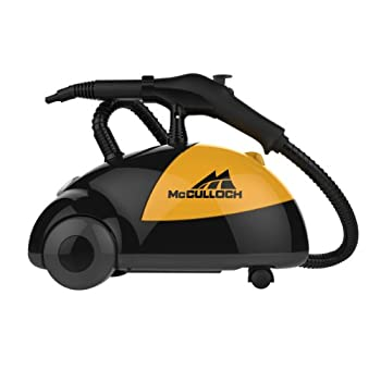 Don't miss McCulloch MC-1275 Heavy-Duty Steam Cleaner