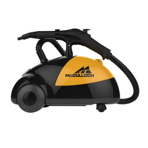 McCulloch MC1275 Heavy-Duty Steam Cleaner (Steam Cleaner Grout compare prices)