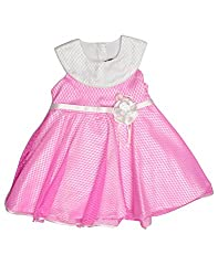 Babeezworld Baby Girl's Party Wear Frock